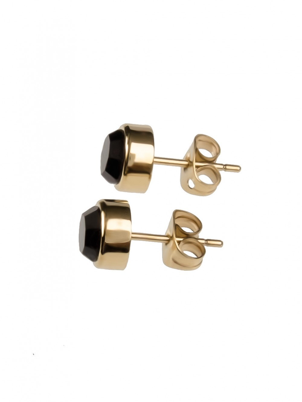 EAR STUDS GOLDEN CRUMBS