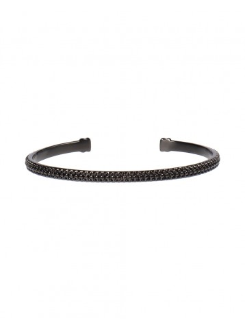 BANGLE BLACK CROCO