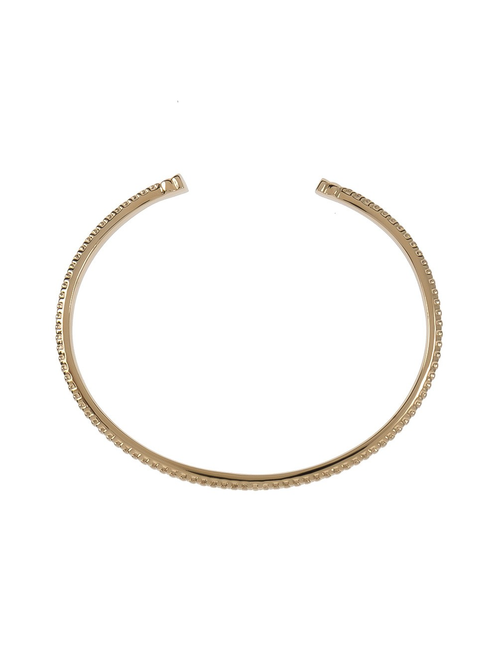 BANGLE CROCO GOLD