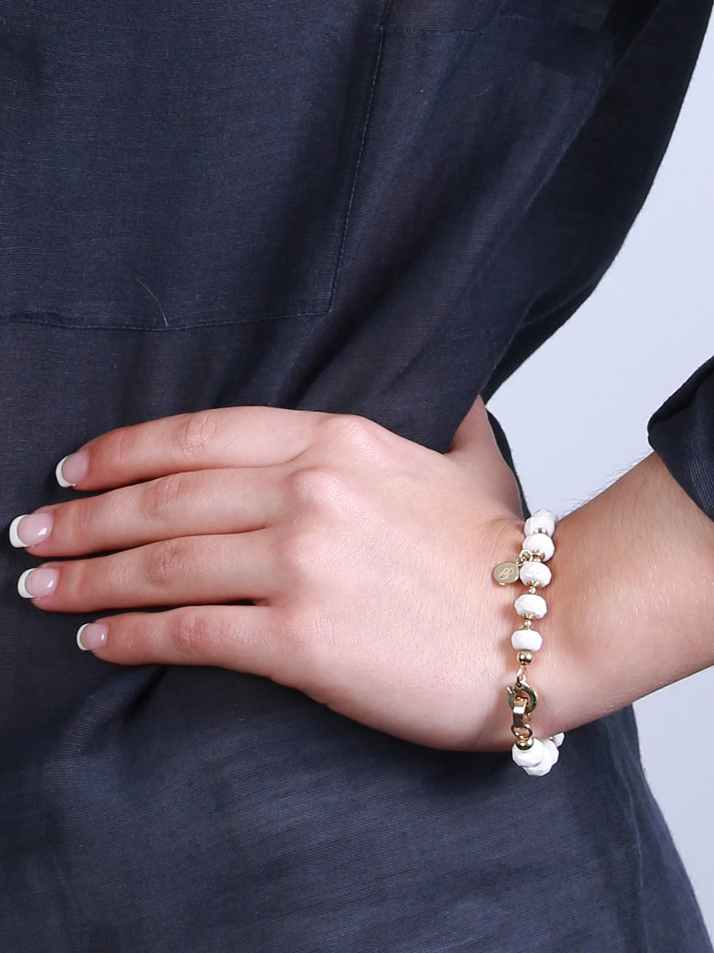 ARMBAND MELTED BLOOMS