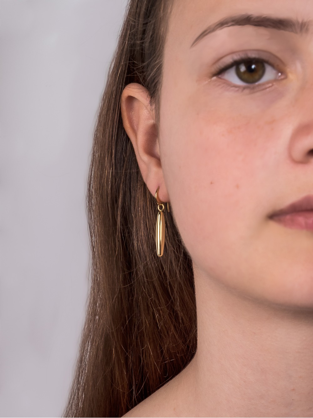EARRINGS GOLDEN ANUNAYA